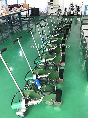 Lesite Automatic TPO PVC Roofing Hot Air Welding Machine