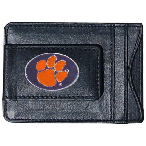 - NCAA Clemson Tigers Cash and Card Holder