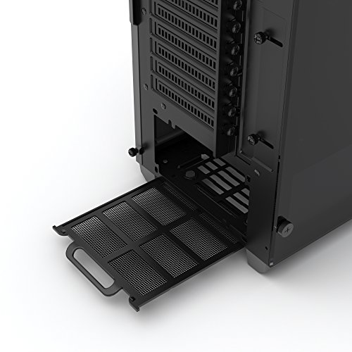 Phanteks PH-EC416PSTG_AG Eclipse P400S Silent Edition with Tempered Glass, Anthracite Grey Cases by Phanteks (Image #13)