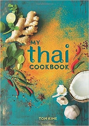 Moja tajlandzka książka kucharska