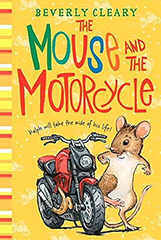 book cover of The Mouse and the Motor Cycle