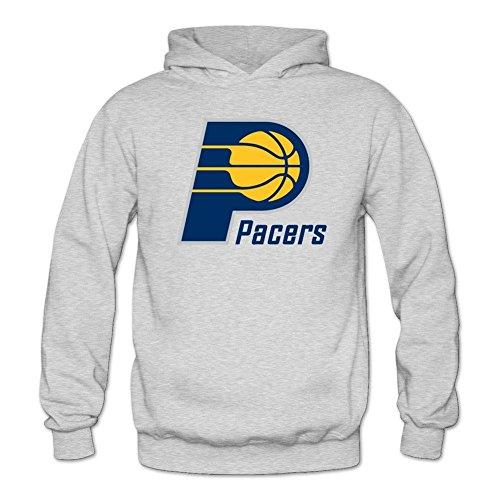 Niceda Women's Indiana Pacers Reggie Miller Long Sleeve Sweatshirts Hoodie (Halloween In Indiana)