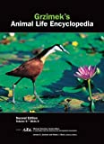 Grzimeks Animal Life Encyclopedia 9780787657857
