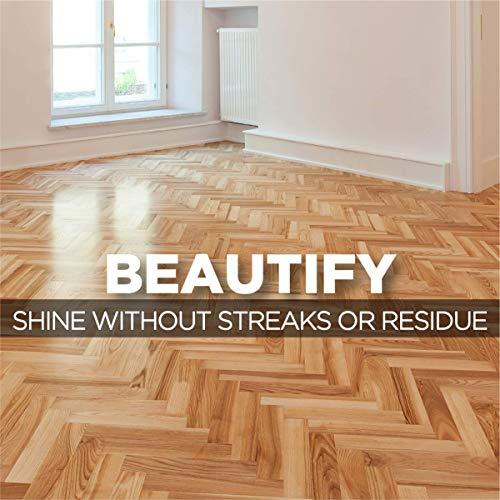 Weiman Hardwood Floor Cleaner 128 FL. OZ. Refill - Professional Strength by Weiman (Image #4)