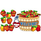Scholastic Giant Apple Basket! Bulletin Board (TF3109)