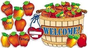 Scholastic Giant Apple Basket! Bulletin Board (TF3109)