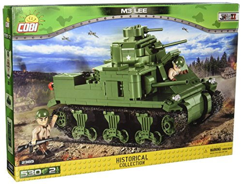 Used, COBI Historical Collection M3 Lee Tank for sale  Delivered anywhere in USA