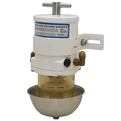 amazon com parker racor 500ma30 marine fuel filter, 1 pack Racor Fuel Filter Manuals fuel filter water separator – racor