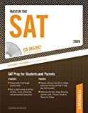 Master the SAT 2009 (w/CD), Phil Pine, 0768926238
