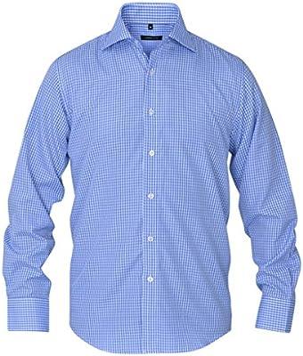 Festnight- Camisa para Hombre Cuadros M: Amazon.es: Hogar
