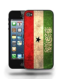 Somaliland National Vintage Flag Phone Case Cover Designs for iPhone 5 wangjiang maoyi
