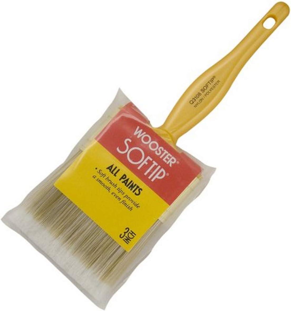 2-Inch Wooster Brush Q3108-2 Softip Paintbrush