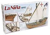 wooden ship model kits to build - Artesania Latina 22410 1/65 LA Niña Model Building Kit