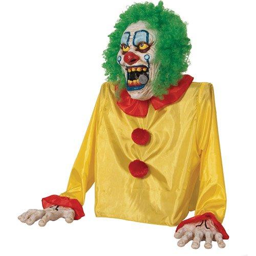 2' Tall Smokey The Clown Animated - Nwa Mall