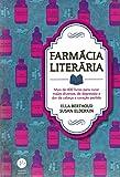 capa de Farmácia literária