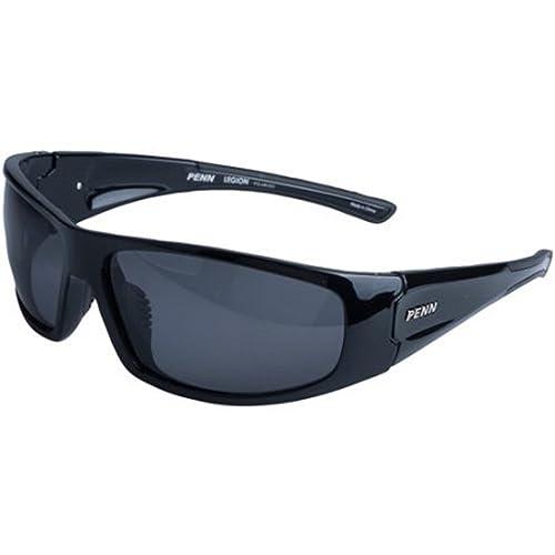 bb46dfbf59 Gafas de sol Sport Penn para hombre color negra con incluye funda & recinto)