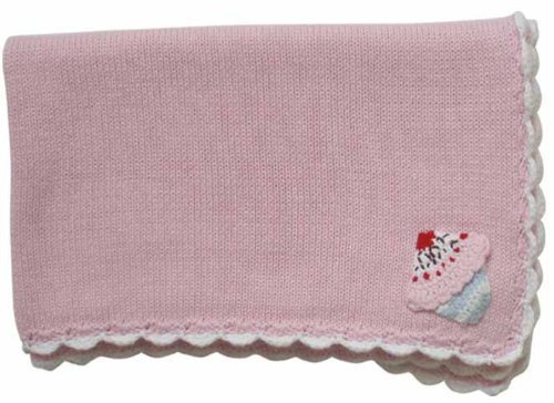 Knitted Dolls Pram Blankets - 9