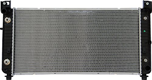 OSC Cooling Products 2370 New Radiator (Cadillac Escalade Radiator Replacement)