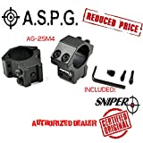 Sniper® .22 Medium Profile Compact 2-piece 1