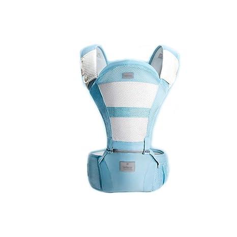 Mochilas ergonómicas Carrier Ligera infantil, cuatro estaciones transpirable Segura honda equipaje de mano perfecto para