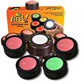 Me First v.2 Fun Wireless Game Answer Buzzer System - Set of 4