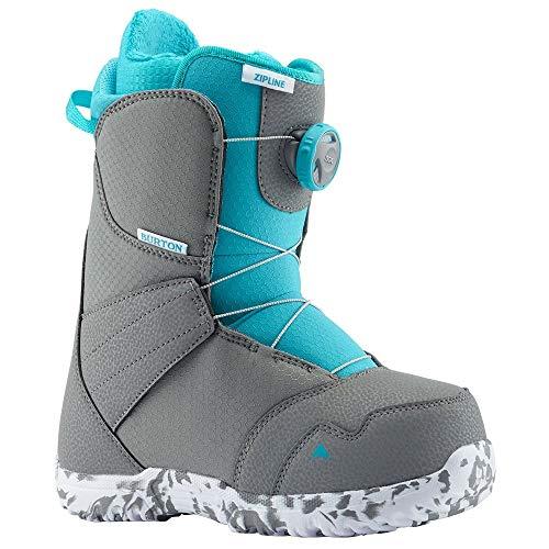 Burton Zipline Boa Snowboard Boots Kids