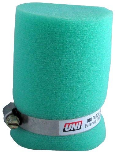 Uni Filter U-402 Green Universal No Flange Straight Clamp-On Sock Filter