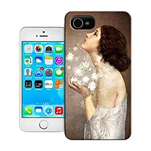 Unique Phone Case Innovation girl-06 Hard Cover for iPhone 4/4s cases-buythecase