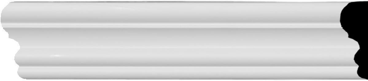 Ekena Millwork ONL02X06X01HI-LR-CASE-2 Onlay Factory Primed