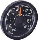 Hr de iMotion 10010201Termómetro para Auto, Hogar, camping, etc. [en de & Outdoor Adecuado, autoadhesivas), fabricado en Alemania–30°C–+ 50°C]