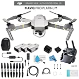 DJI Mavic Pro Platinum Fly More Combo CP.PT.00000069.01