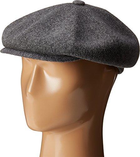 - Kangol Men's Wool Hawker Cap, Flannel, XL