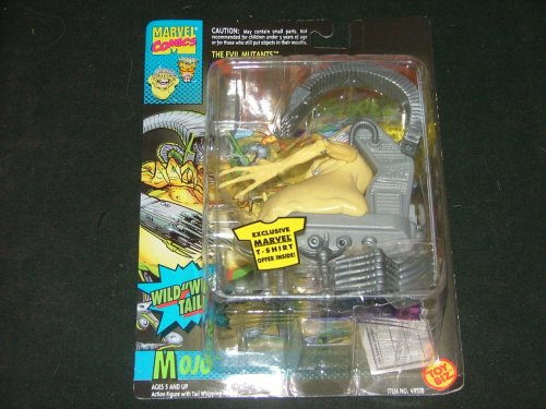 Toy Biz Marvel X-Men: X-Force Mojo Action Figure 4 Inches (Gambit X Men Days Of Future Past)