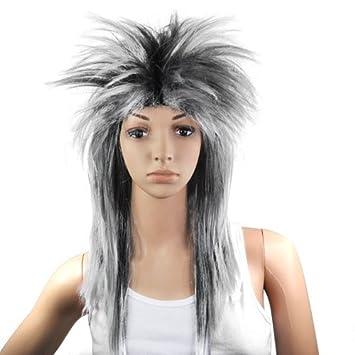 Amazoncom Tinxs Cool Ladies Halloween Punk Rocker Chick Tina