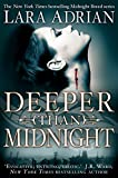 Deeper Than Midnight by Lara Adrian front cover