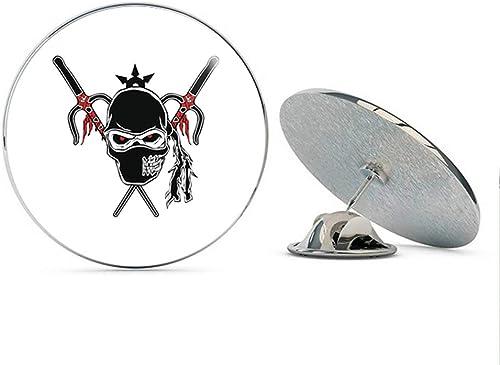 Amazon.com: BRK Studio Creepy Ninja Skull with Throwing ...