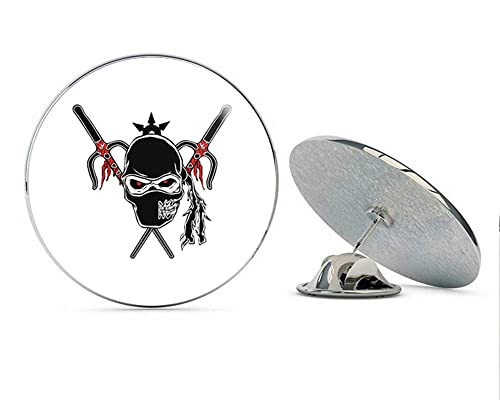 Amazon.com: BRK Studio Creepy Ninja - Alfiler de metal ...