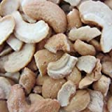 Nuts BG16655 Nuts Cashew Pieces Roast Slt - 1x25LB