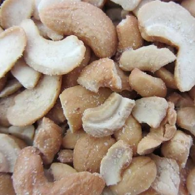 Nuts BG16655 Nuts Cashew Pieces Roast Slt - 1x25LB by Nuts
