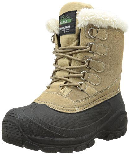 Boots Itasca Womens (Itasca Women's Cedar-W, Beige, 6 M US)