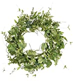 Sullivans 22'' Berry and Foliage Greenery Wreath