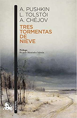 Tres tormentas de nieve (Narrativa): Amazon.es: Aleksander ...