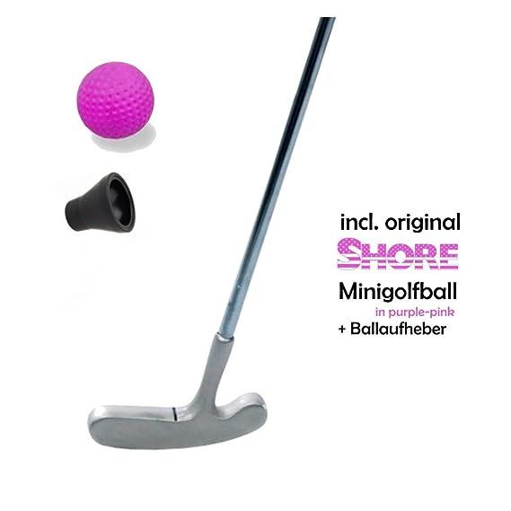 Mini Golf Juego Kids - Girl - 3 piezas (con original Shore ...