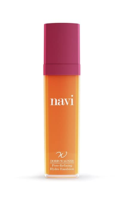 NAVI Serum Facial Refinador de Poros / Suero con Aceite de Ricino & Vitamina A /