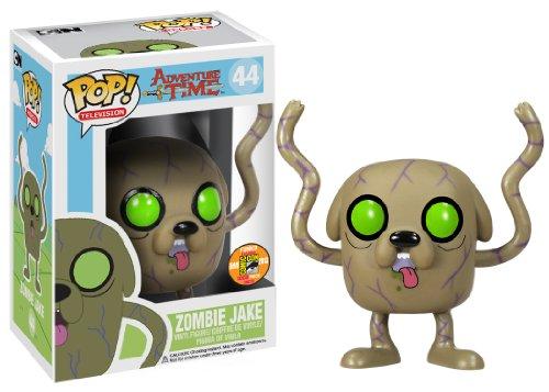 Funko Pop Television Zombie Jake Adventure Time Vinyl Figure  Sdcc Exclusive
