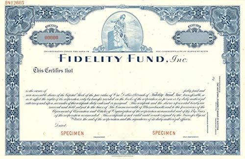 Fidelity Fund, Inc.