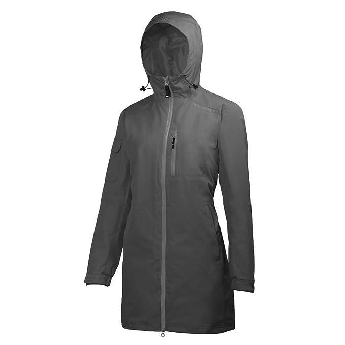 Helly Hansen W Long Belfast Jacket - Chaqueta para Mujer