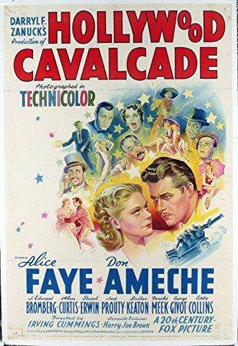 Hollywood Cavalcade (1939) Original Movie Poster ()