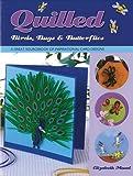 Quilled Birds, Bugs & Butterflies: A Great Sourcebook of Inspirational Card Designs