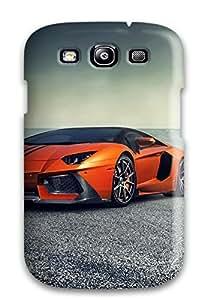 Vorsteiner Lamborghini Aventador V Zaragoza 2014 Awesome High Quality Galaxy S3 Case Skin